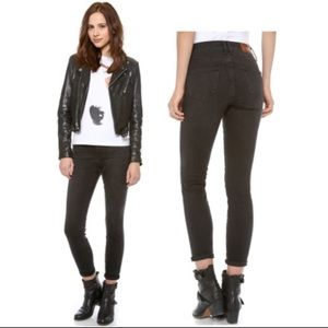 Skinny skinny Ankle Hi Riser Madewell Jeans